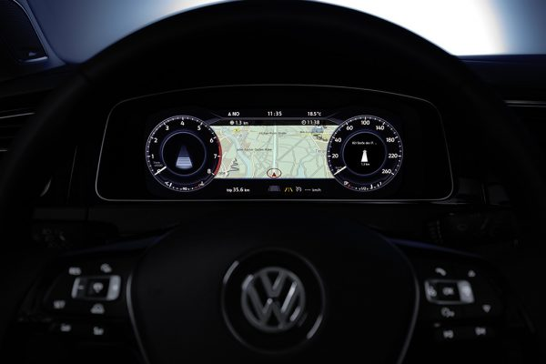 Der neue Volkswagen Golf und Golf Variant