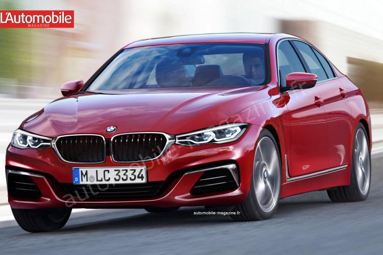 BMW3シリーズに新型!日本発売日や価格はどうなる?モデルチェンジでさらにスタリッシュに!