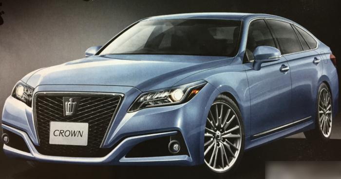 Crown Toyota 2018 >> クラウン新型が2018年発売!価格はどうなる?変更点・特徴もチェック!